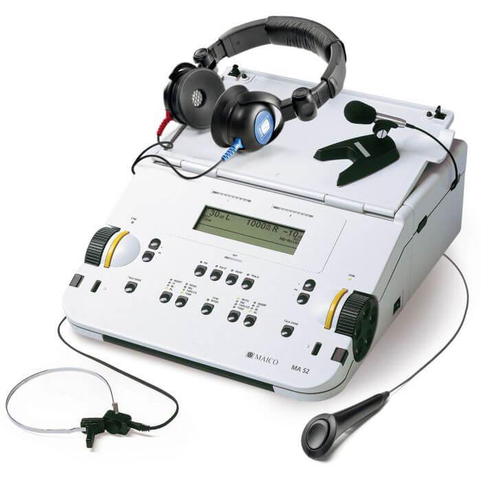 Аудиометр диагностический клинический MAICO MA 52